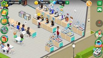 как заработать много денег в игре моя кофейня на андроид