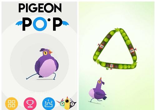 Pigeon Pop на андроид
