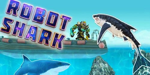 Robot Shark на андроид