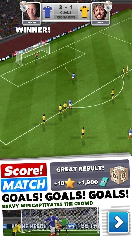 Score! Match mod