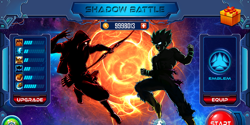 Shadow Battle на андроид