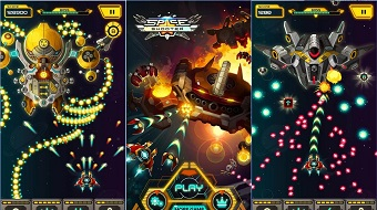 Space Shooter: Galaxy Attack на андроид