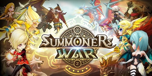 Summoners War на андроид