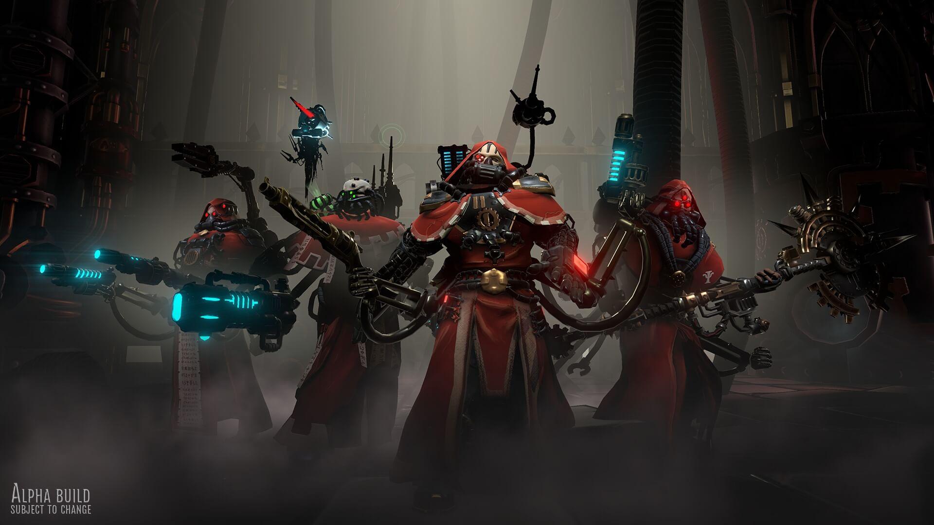 Warhammer 40000 моды