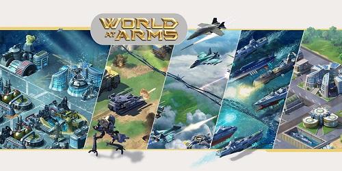 World at Arms на андроид