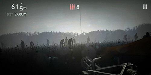 Зомби в тумане на андроид