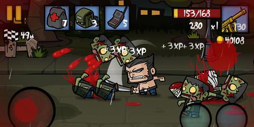 Zombie Age 2 на андроид