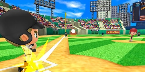 Baseball Boy на андроид