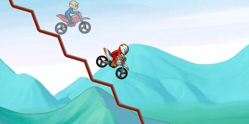 Bike Race на андроид