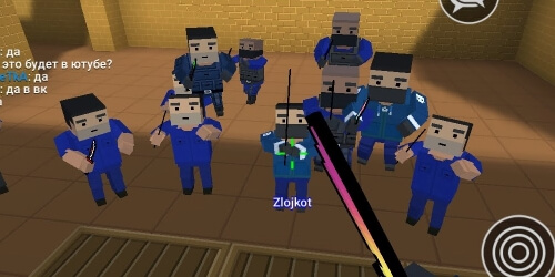 Block Strike на андроид