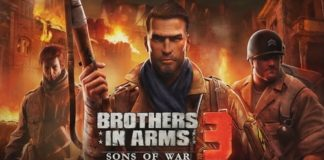 Brothers in Arms на андроид