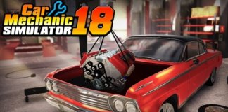 Car Mechanic Simulator 18 взломанный