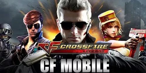 CrossFire: Legends на андроид