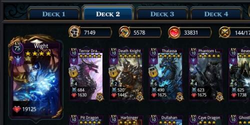 Deck Heroes на андроид