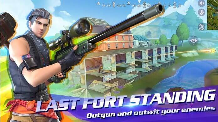 FortCraft чит