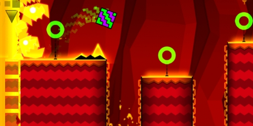 Geometry Dash Lite на андроид