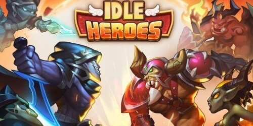 Idle Heroes на Андроид