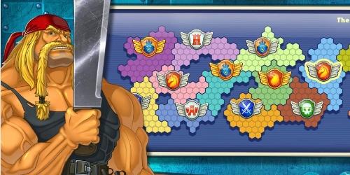 Jungle Heat War of Clans на андроид