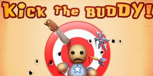 Kick the Buddy на андроид