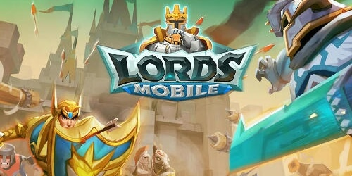 Lords Mobile Война Королевств на андроид