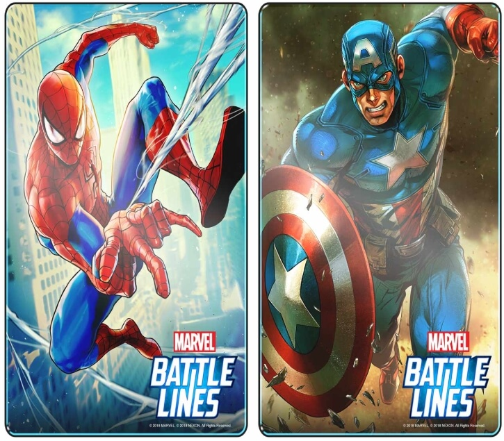 MARVEL Battle Lines чит