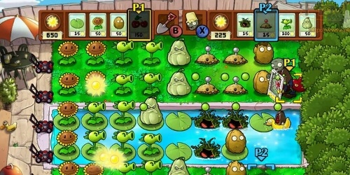 Plants vs Zombies FREE на андроид
