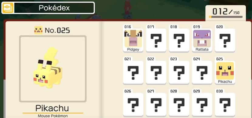 Pokemon Quest mod