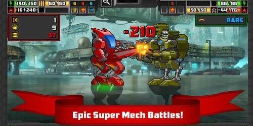 Super Mechs на андроид