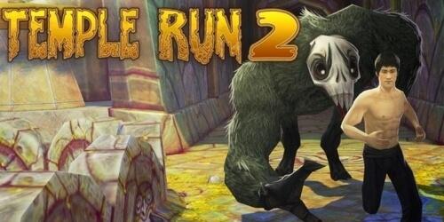 Temple Run 2 на Андроид