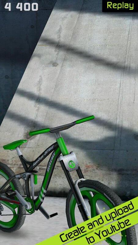 Touchgrind BMX деньги