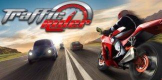 Traffic Rider на андроид
