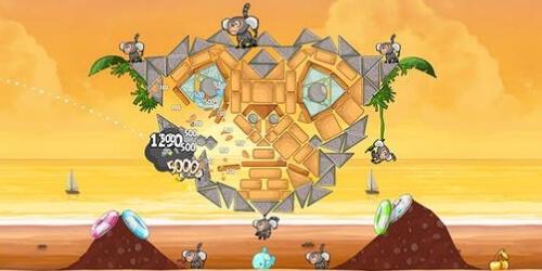 Angry Birds Rio на Андроид