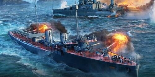 Battle Warship на андроид