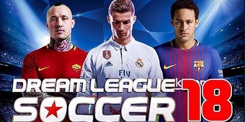 Dream League Soccer 2018 на Андроид