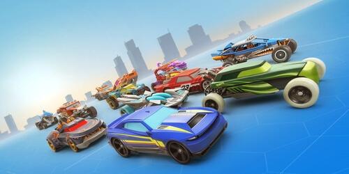 Hot Wheels: Race Offна Андроид