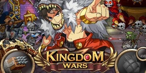 Kingdom Wars на Андроид