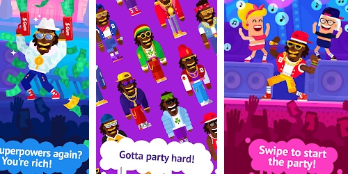 Partymasters на Андроид