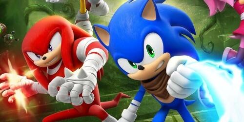 Sonic Dash на Андроид