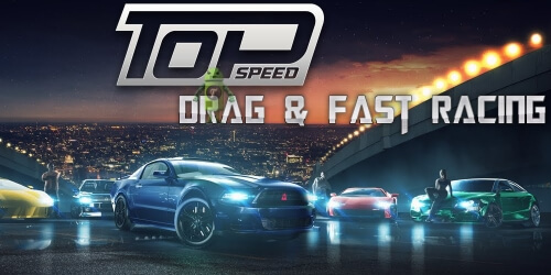 Top Speed на андроид