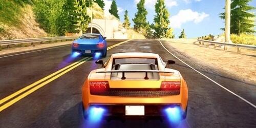 Уличные гонки 3D на Андроид
