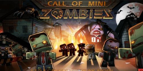 Зов Мини-Зомби на Андроид