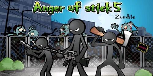 Anger of stick 5 на Андроид