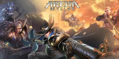 Arena of Valor на Андроид