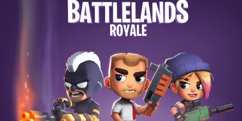 Battlelands Royale на Андроид