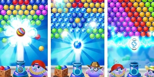 Bubble Shooter на Андроид