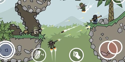 Doodle Army 2 на Андроид
