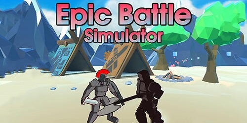 Epic Battle Simulator на Андроид