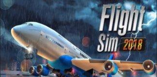 Flight Simulator 2018 на Андроид
