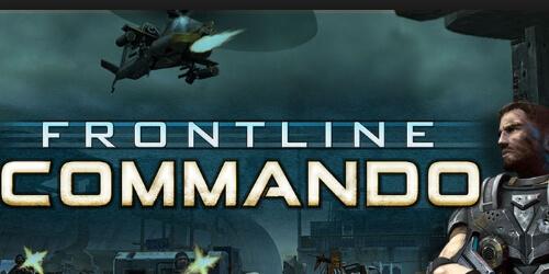 FRONTLINE COMMANDO на Андроид