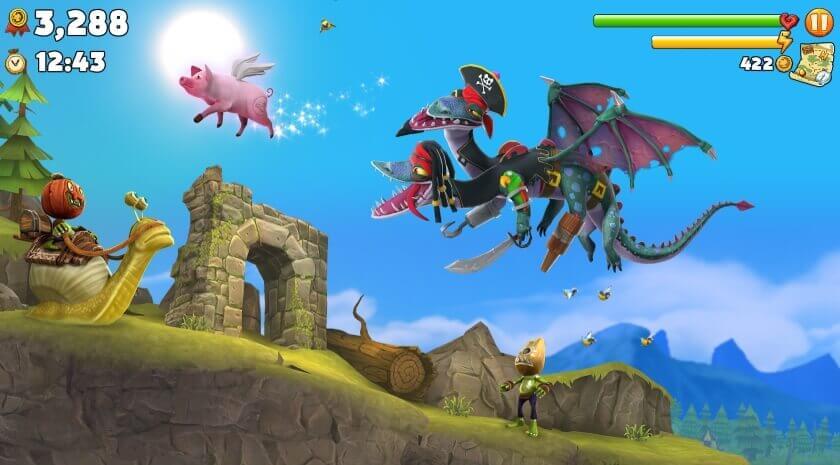 Hungry Dragon андроид